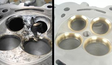 APE Cylinder Heads