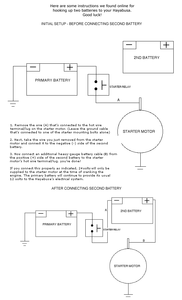 Thread  24 Volt Starting System Images